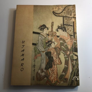 1959 Utamaro Portraits in the Japanese Woodcut Book Preview