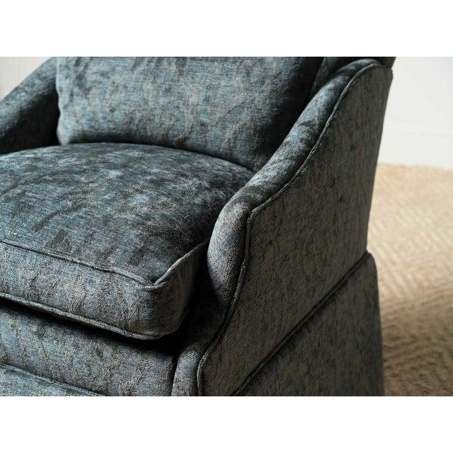 Modern Salon Slipper Chair For Sale - Image 4 of 6