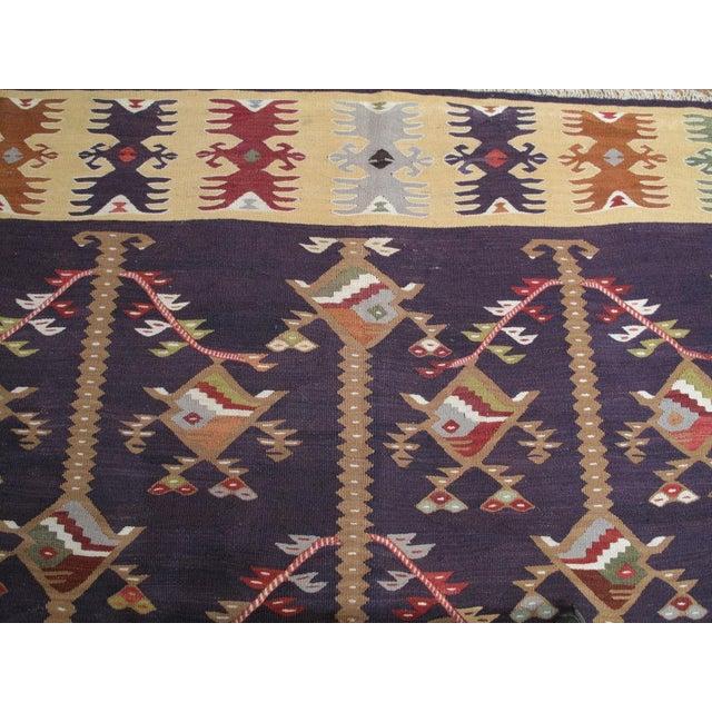 Balkan Kilim For Sale In New York - Image 6 of 7