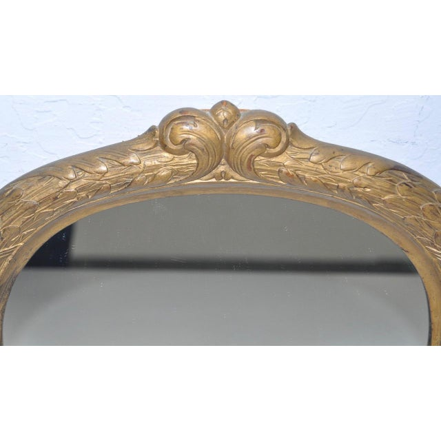 19th Century French Carved Mirror - Image 3 of 6