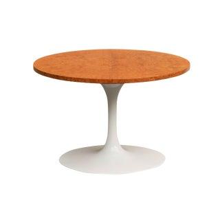 Eero Saarinen Style Mid Century Modern Tulip Base Dining Table For Sale