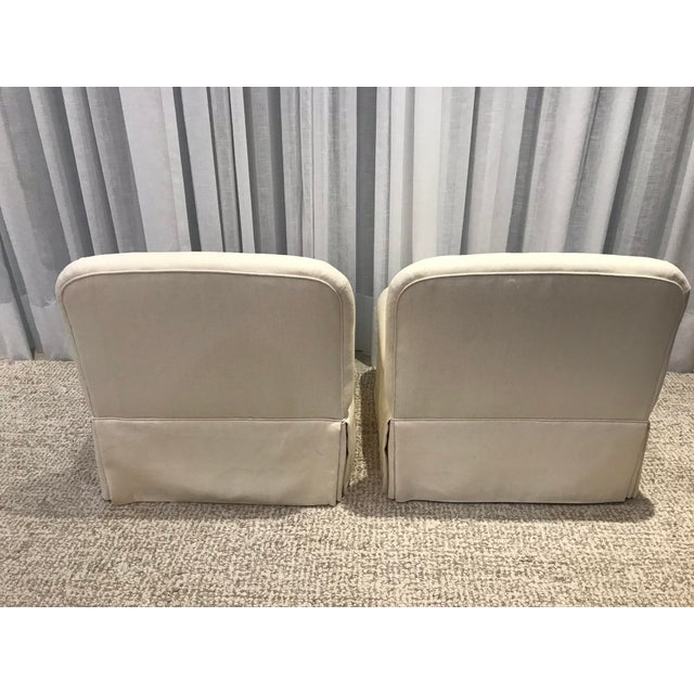 """Pearson Pearson """"Perching"""" Chairs - a Pair For Sale - Image 4 of 12"""