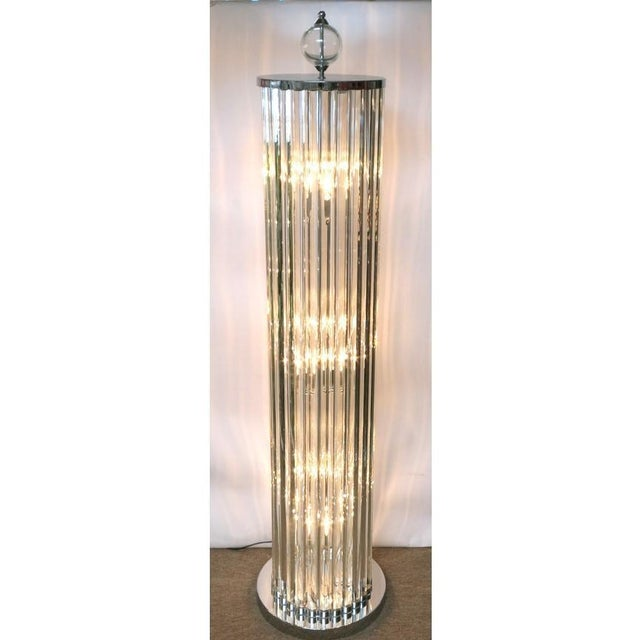 Hollywood Floor Lamp by Fabio Ltd For Sale - Image 10 of 10