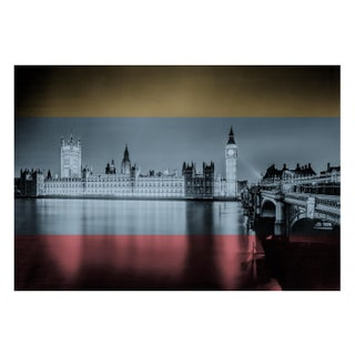 The Palace of Westminster Original Photography Print For Sale