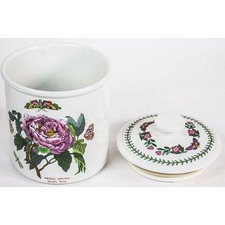 Portmeirion Paeonia Moutan Shrubby Peony Botanic Garden Cookie Jars - a Pair Preview