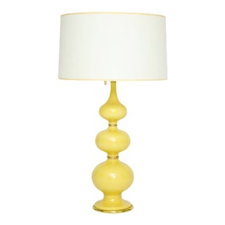 1950s Mid-century Atomic Lamp by Gerald Thurston for Lightolier For Sale