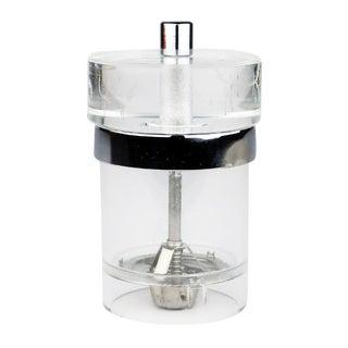 Vintage Clear Wm Bounds Ltd Salt or Pepper Grinder