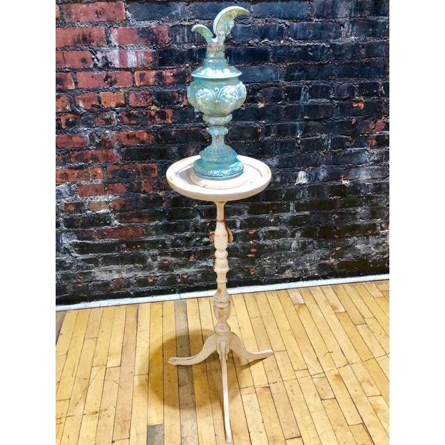 Vintage Plant/Statue Stand For Sale - Image 5 of 6