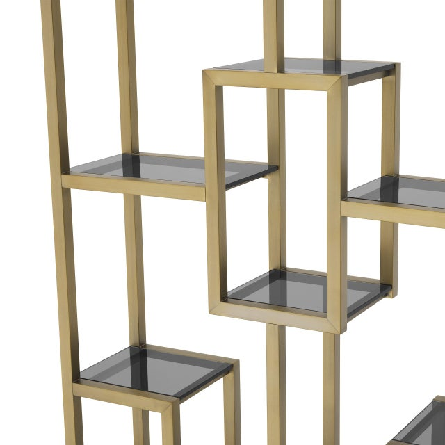 Not Yet Made - Made To Order Multi-Level Decorative Cabinet | Eichholtz Lagonda For Sale - Image 5 of 7