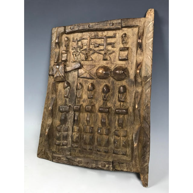 African Art Dogon Panel - Image 5 of 7