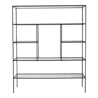 "Large 60"" Etagere by Frederick Weinberg For Sale"