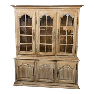 Early 20th Century Antique French Bibliotheque Bookcase