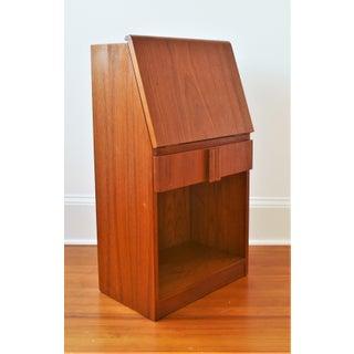1970s Danish Modern Teak Cabinet Preview