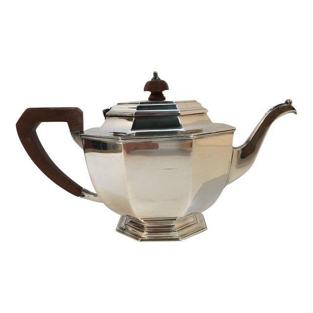 Sheffield London Silver Teapot For Sale