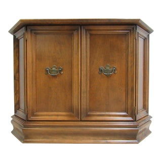 Ethan Allen Classic Manor Hall Foyer Console Cabinet
