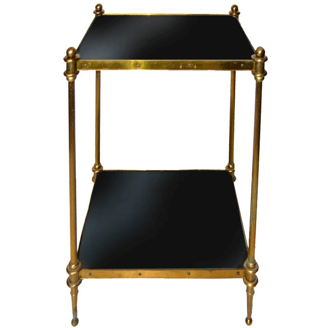 Vintage Maison Jansen Style Side Tables - A Pair - Image 7 of 7