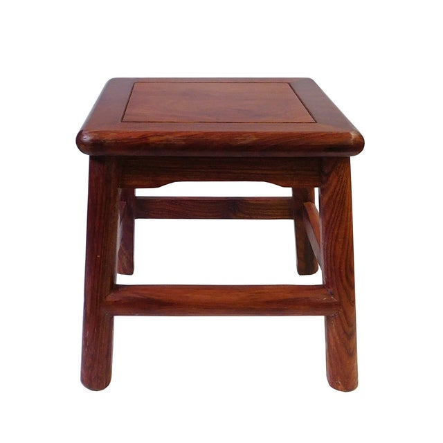 Chinese Mini Stool or Table Stand - Image 2 of 6