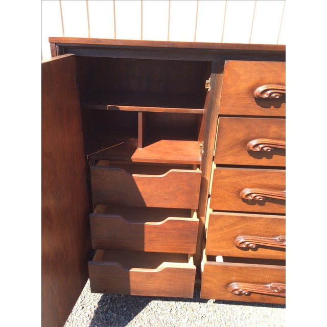 Witco Oceanic Style Brutalist Dresser - Image 11 of 11