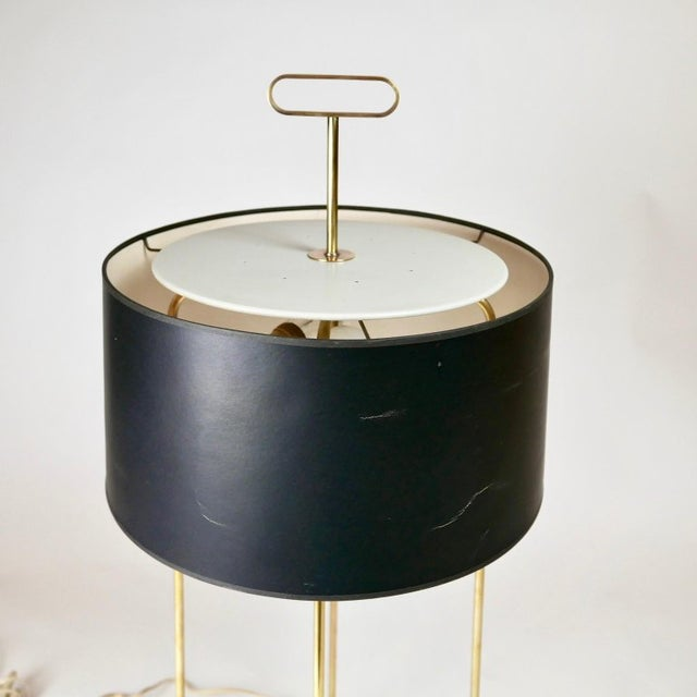 Tommi Parzinger Originals Model 19 Table Lamp in Brass For Sale In New York - Image 6 of 12