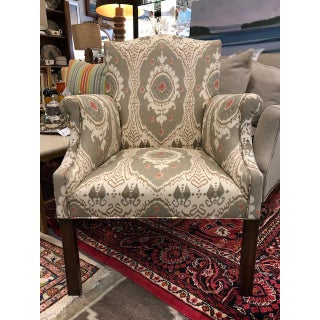 Vintage Upholstered Arm Chair Preview