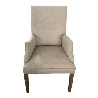 Restoration Hardware Hudson Parsons Fabric Armchair
