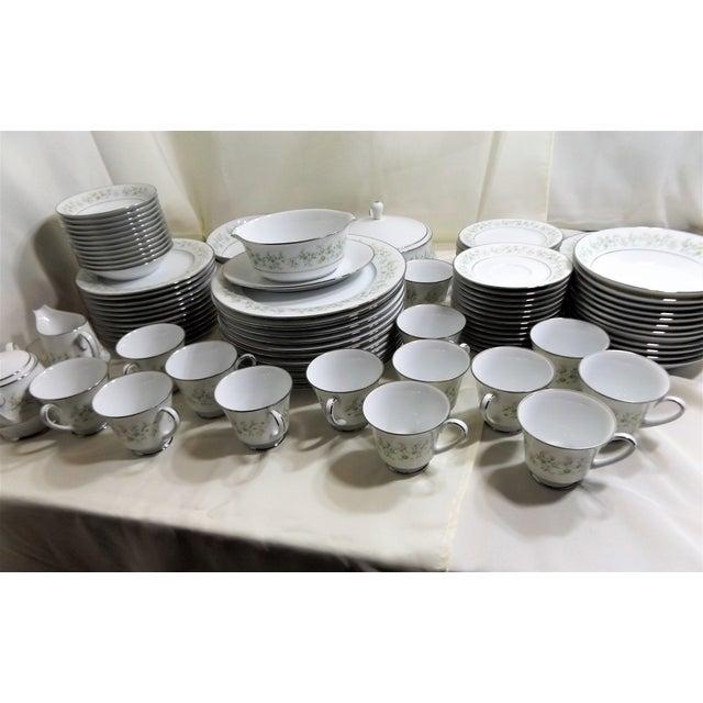 Ceramic Vintage Noritake Savannah Dinnerware For Sale - Image 7 of 10