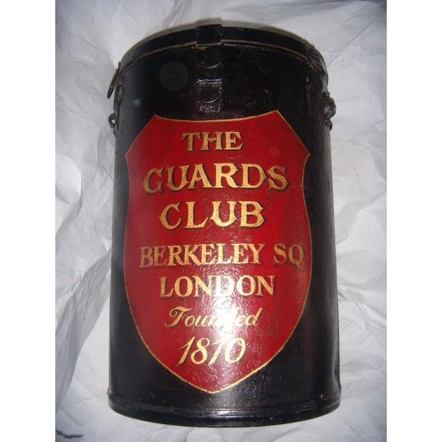 English Painted Metal Ballot Box - Image 4 of 10
