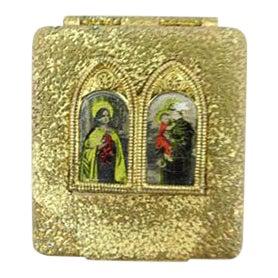 Religious Medal Box