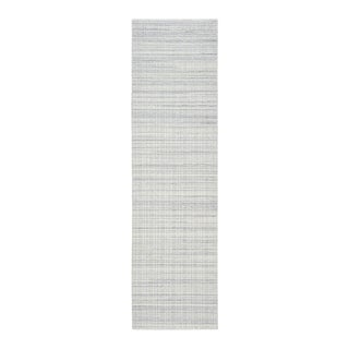 Amara, Handmade Runner Rug - 2' 6 x 10 For Sale