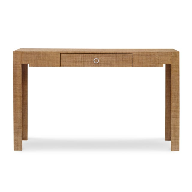 This piece is available only as shown, and will ship in 2-3 weeks. An elegant console table from the Century Furniture...