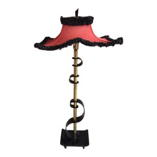 Moss Lamps of California Mid-Century Modern Table Lamp For Sale