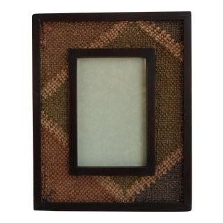 Kilim Picture Frame