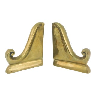 Dorothy Draper Style Bookends - A Pair For Sale