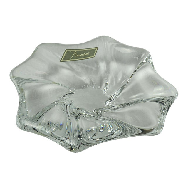Baccarat Dish For Sale