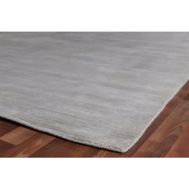Our handmade Trillo rugs feature an undeniably soft 100% New Zealand Wool pile designed with subtly chic color striations....