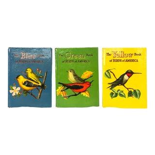 Vintage 1950s Bird Books - Set of 3 For Sale