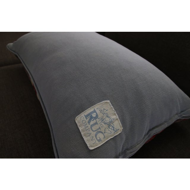 """Vivienne Westwood """"Flag"""" Pillow - Image 3 of 3"""