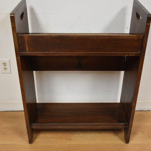 Gustav Stickley Craftsman Desk - Image 9 of 10