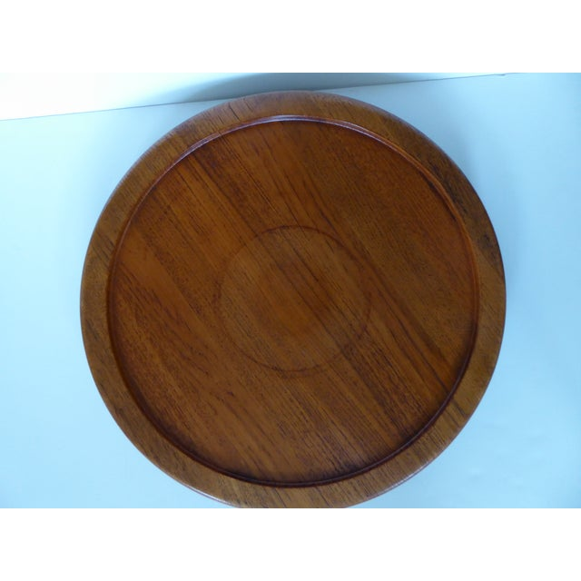 1960's Rare Digsmed Danish Server Lazy Susan - Set of 7 - Image 9 of 11