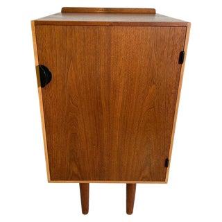 1950s Vintage Finn Juhl for Baker Single Door Cabinet For Sale
