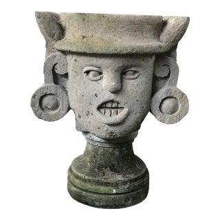 Canteras Stone Warrior Planter
