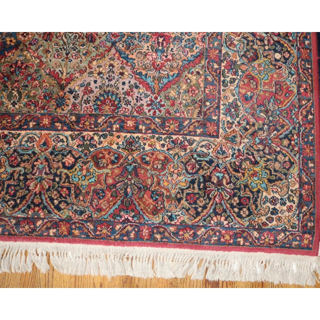 Karastan Kirman Multicolor Rug - 8′7″ × 10′8″ For Sale In Charlotte - Image 6 of 9