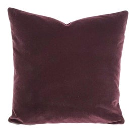 Image of Eggplant Pillowcases