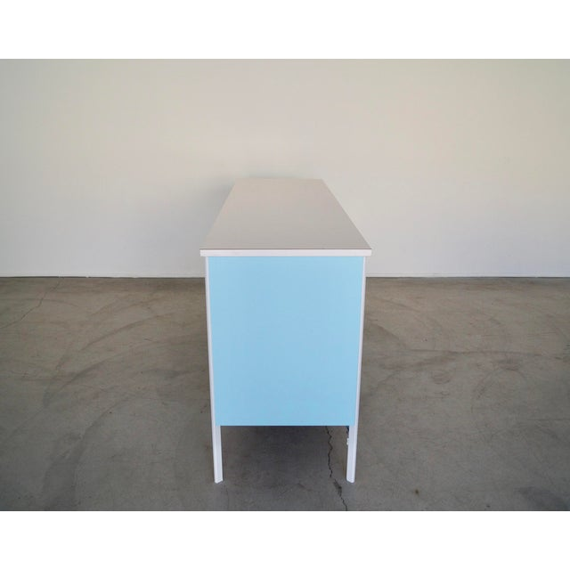 Mid-Century Modern Vista of California Dresser For Sale In Los Angeles - Image 6 of 13