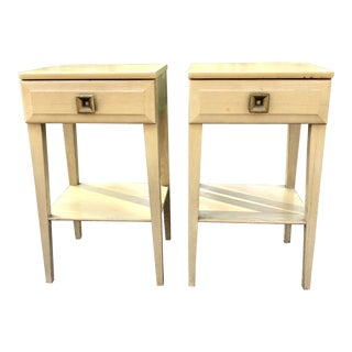 Raymond Loewy for Mengel Nightstands - A Pair