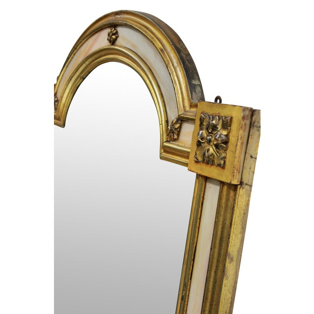 Mid-Century Modern A Venetian Mirror For Sale - Image 3 of 4