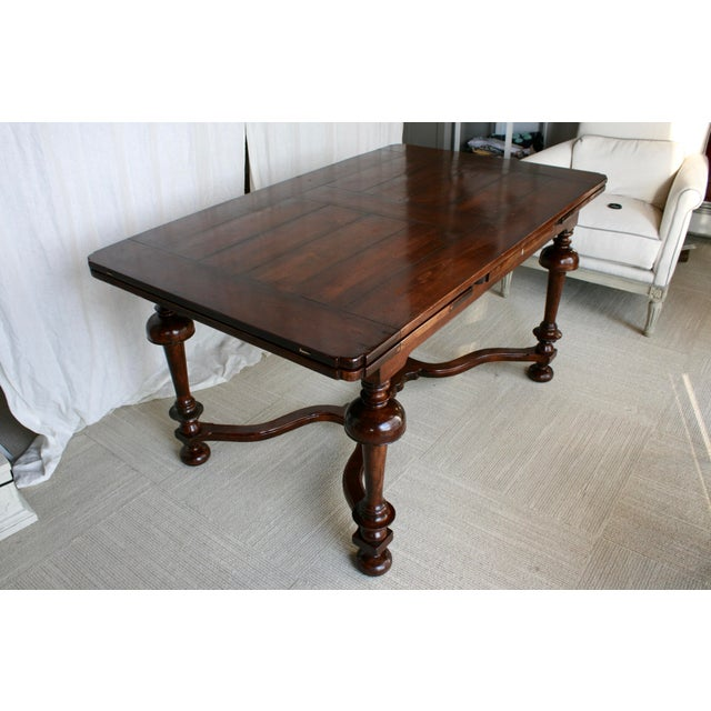 Bausman Extension Dining Table - Image 2 of 10