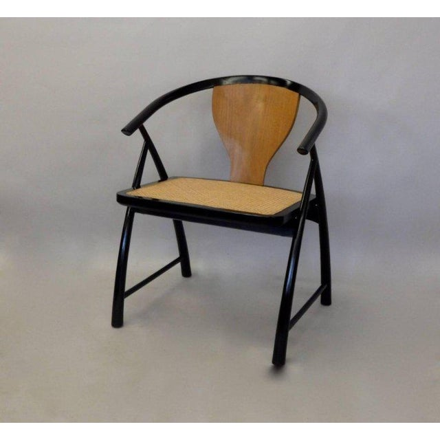 Americana Michael Taylor for Baker Side Chair For Sale - Image 3 of 7