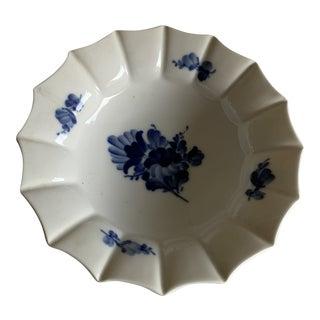 Royal Copenhagen Collectible Blue & White Bowl For Sale