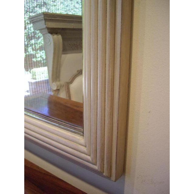 French Art Deco/ Moderne Mirror For Sale - Image 4 of 10